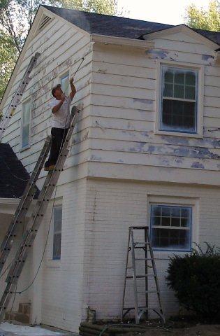 The Process Permanent Exterior Ceramic House Paint