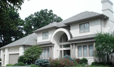 Stucco Paint Repair