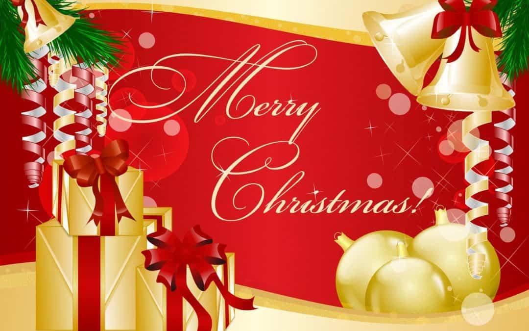 Merry Christmas & Happy New Year From Rhino Shield